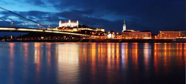 City breaks Słowacja